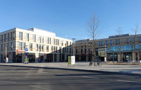 Einkaufszentrum EVER.S, München